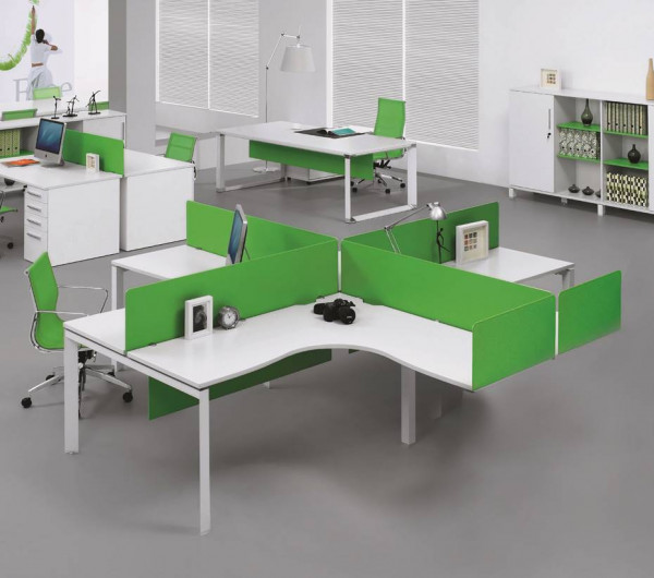 2 Seat Work Station