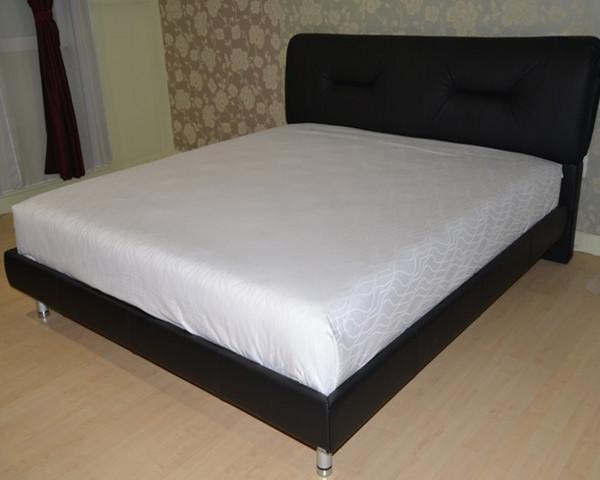 Queen Bed excluding Mattress